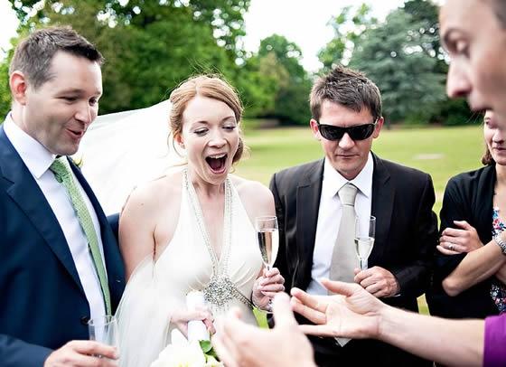 Jogos e brincadeiras para casamentos