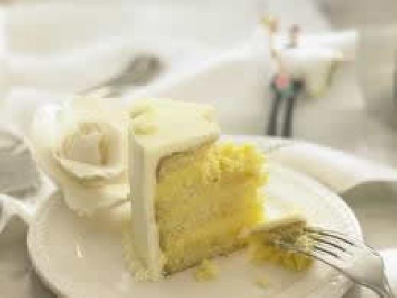 Congelar uma fatia do bolo - flours-sf