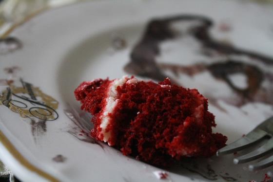 Fatia do bolo para bodas de papel