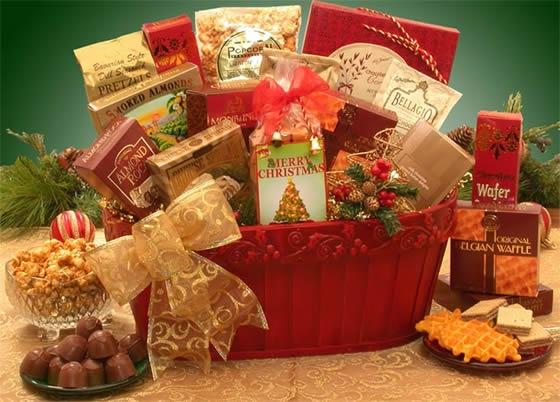 Amado Eu faço a festa | Como fazer uma cesta de Natal - Eu faço a festa CY89