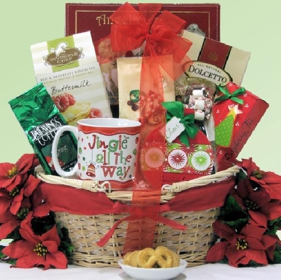 Famosos Eu faço a festa | Como fazer uma cesta de Natal - Eu faço a festa EN66