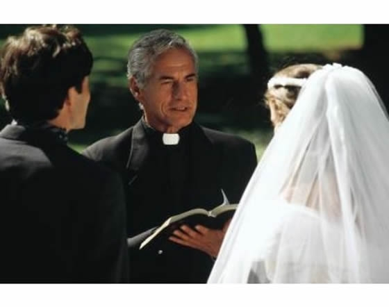 Casar na igreja ou no local da festa