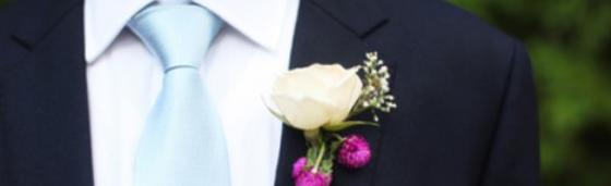 Cortar ou não a gravata do noivo