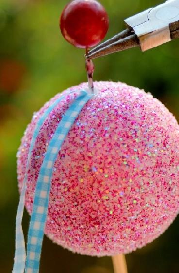 Bola cupcake