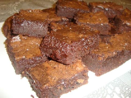 Brownie para páscoa