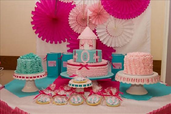 Bolos Múltiplos para aniversário - babylifestyles