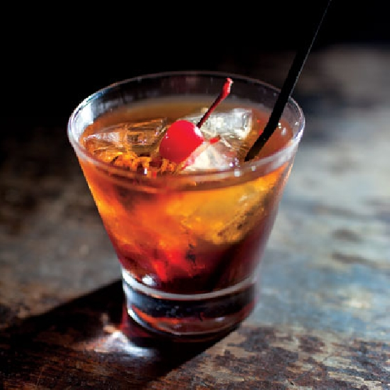 Drink Manhattan - saveur
