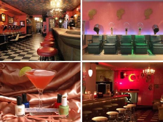Nail Bar para comemorações