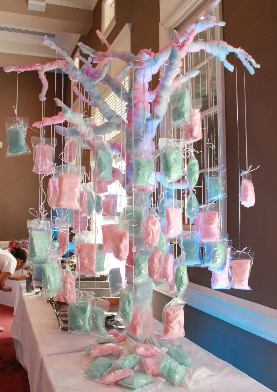 Árvores de doces para festas