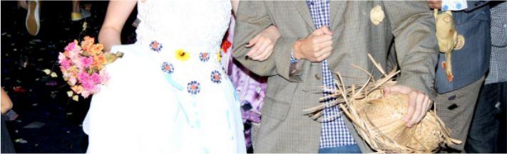 Roteiro casamento caipira