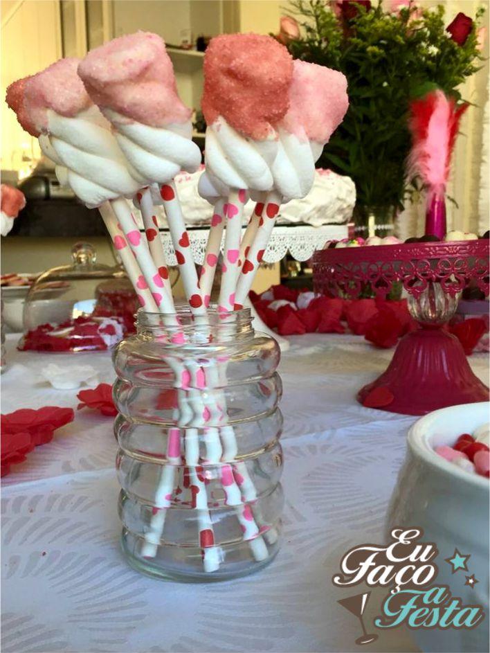 Marshmallows decorados