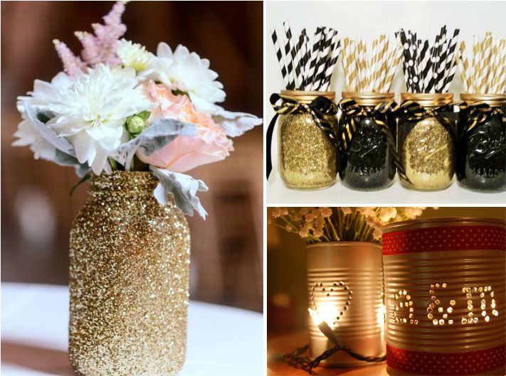 Ideias para decorar mesa de convidados