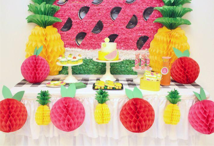 festa tutti frutti