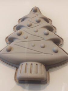 Forma de silicone Árvore de Natal